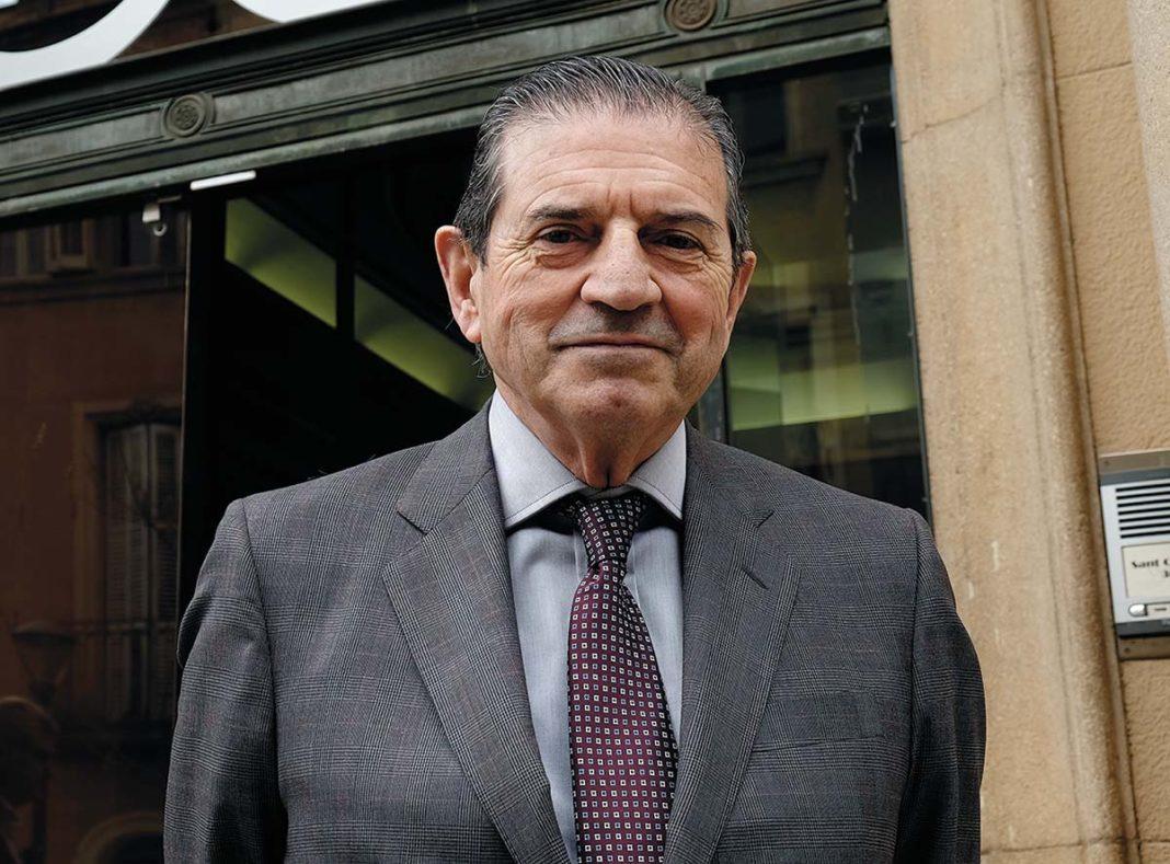 Francesc Llonch, presidente de Texfor