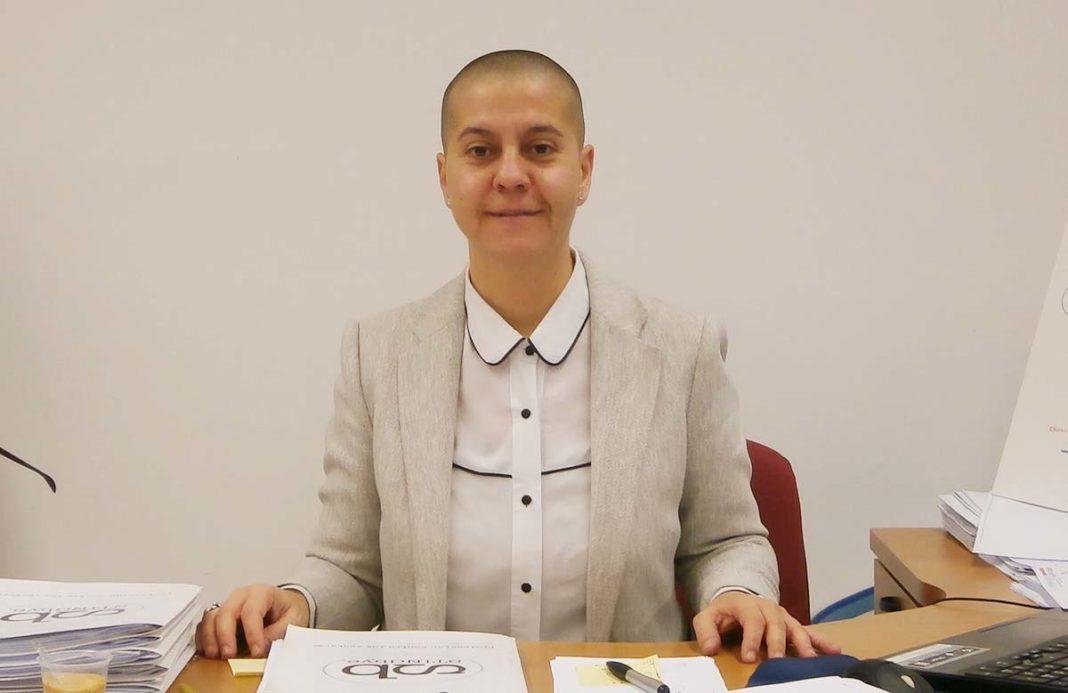 Silvia Oviedo, directora de Stingbye