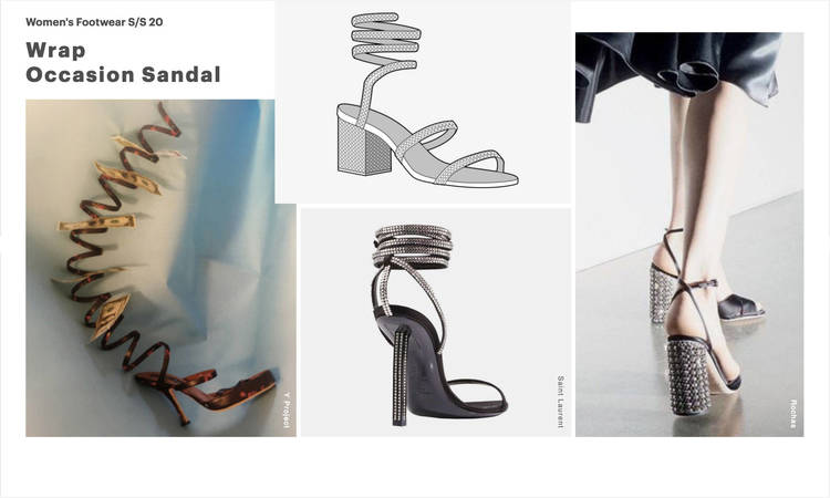 Summer Shoes Womens 2020.Aec And Wgsn Unveil Trends For Spring Summer 2020