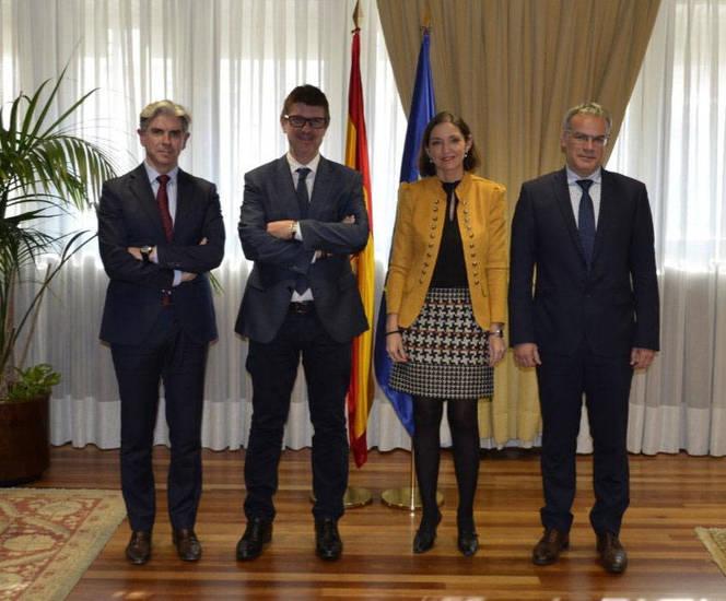 Imagen de la reunión CIE Gobierno