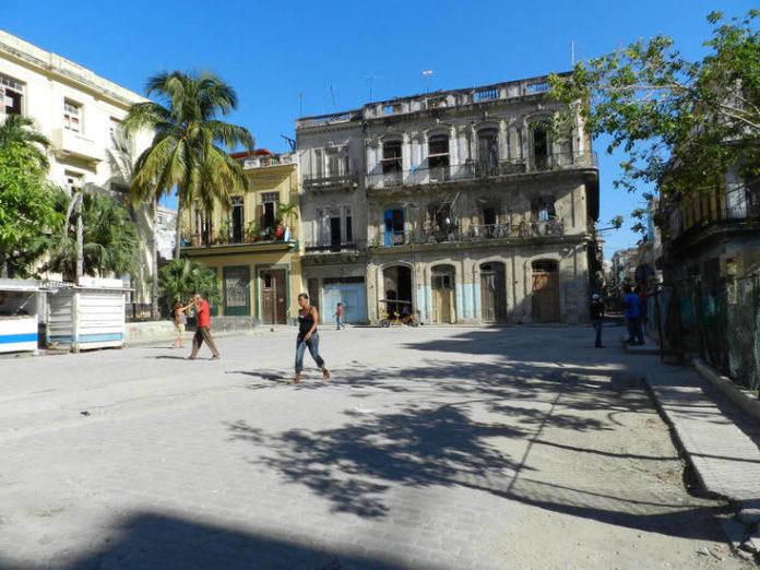 La Habana Vieja Cuba