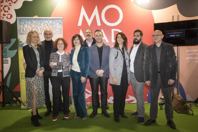Presentación oficial en Momad