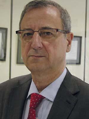 Luis del Corral Martín, presidente de Asepal