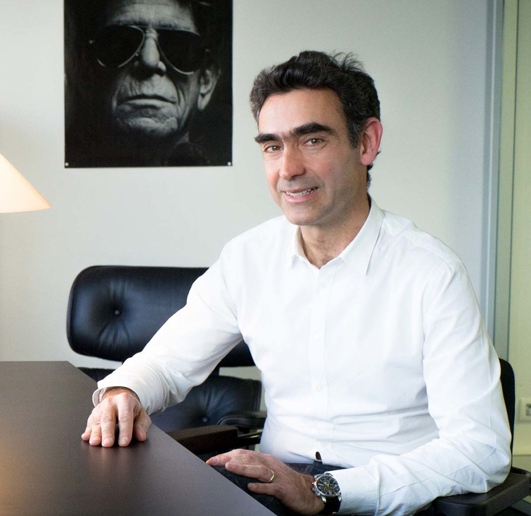 Olivier Marcheteau, director general de Vestiaire Collective