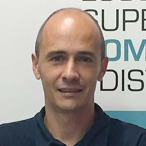 Xavier Rivera Profesor del Grado en Gestión de Empresas en Comercio y Distribución que imparte Escodi - Universidad de Barcelona