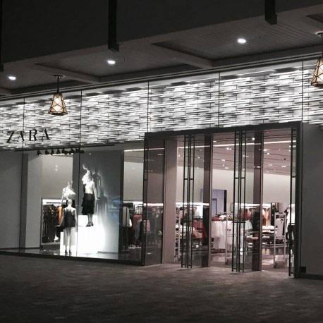 Zara es la marca más señalada en todos los países. Imagen: Grupo Inditex
