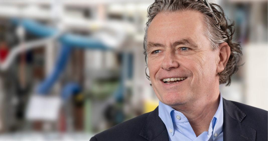 Lothar Hentz, director ventas Tanatex para el norte de Europa