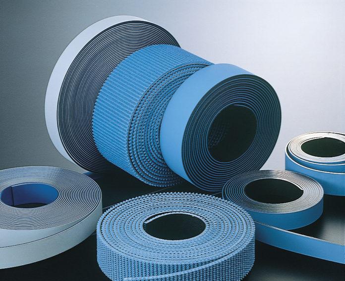 Correas de transmisión para maquinaria textil