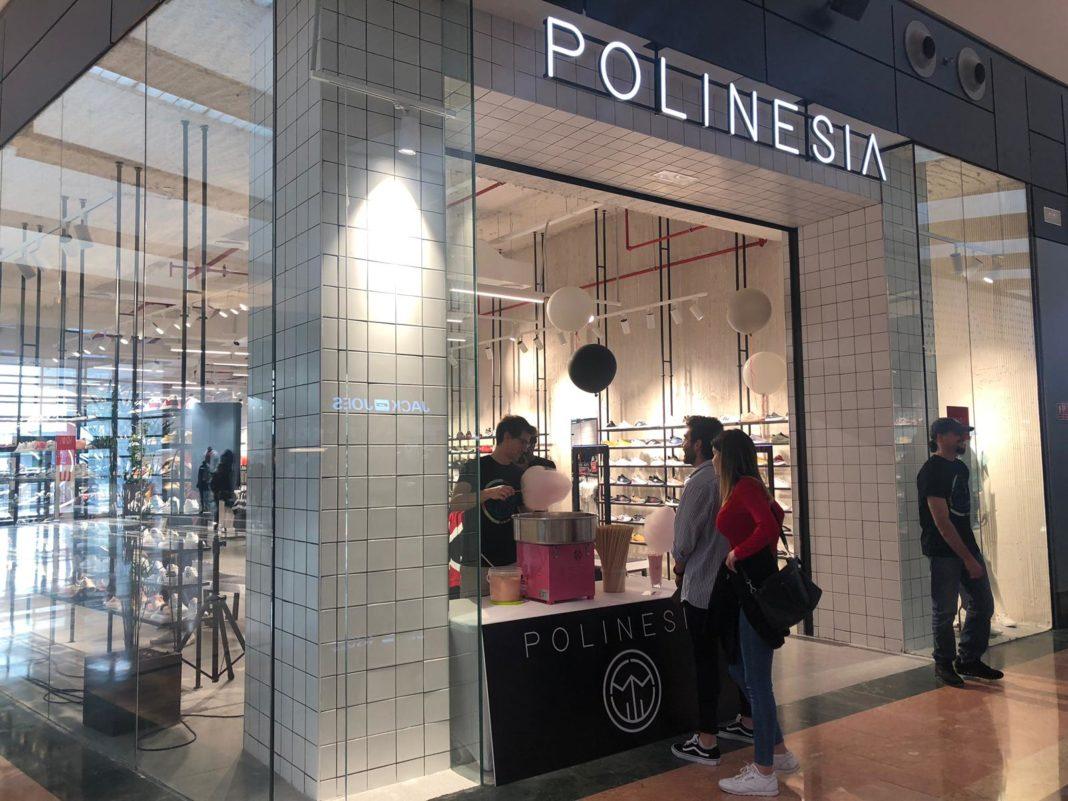 Tienda Polinesia desembarca en Nueva Condomina