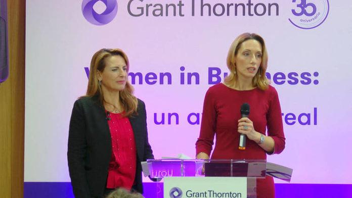 """Imagen de la presentación de """"Women In Business 2019: hacia un avance real"""""""