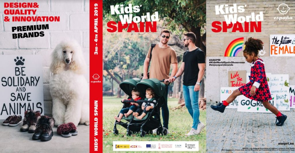 Cuarta edición del Showroom Kids' world Spain organizado por ASEPRI