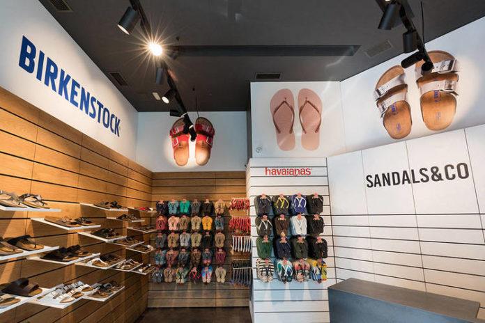 Sandals&Co reapertura en El Triangle de Barcelona