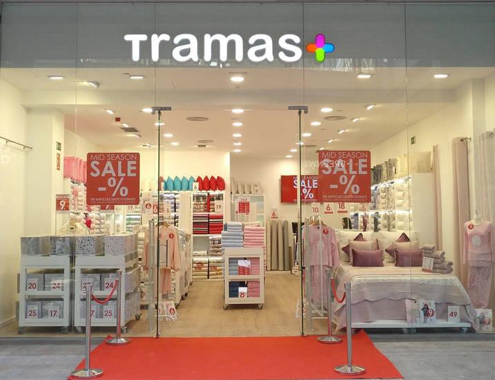 Tienda Tramas en Centro Comercial Splau