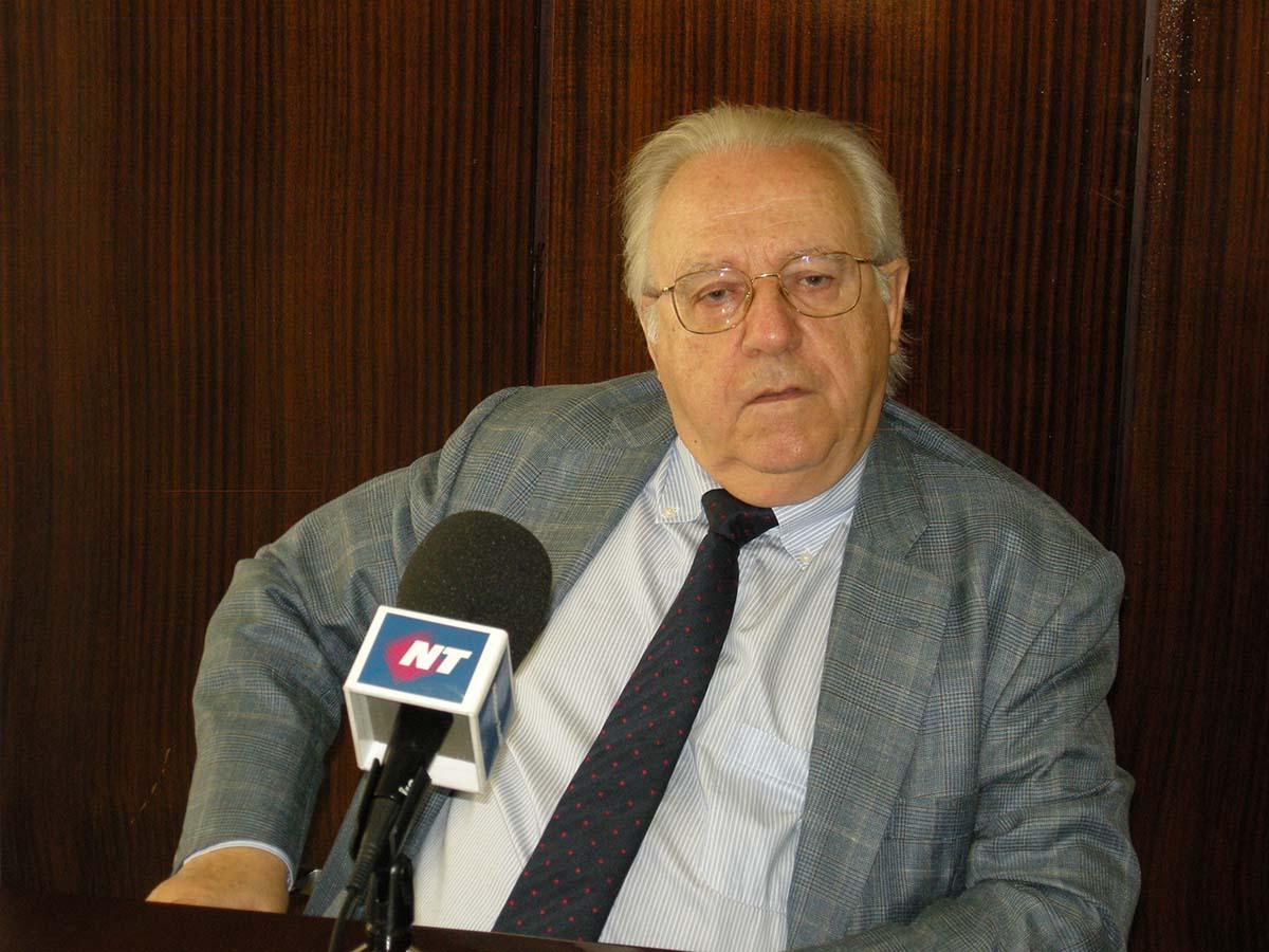 Joan Canals, presidente de la Asociación Española de Género de Punto
