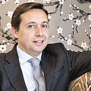 José Gancedo Director de Compras y Operaciones de Tapicerías Gancedo