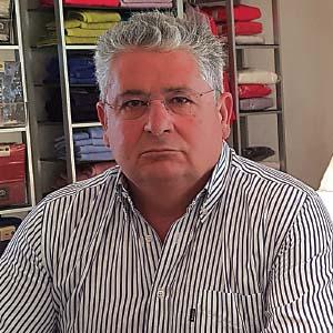 José Luis Terol Ingeniero textil de Manterol