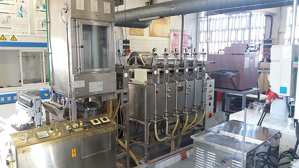 Laboratorio de Tecnología Textil Química