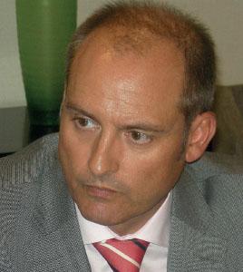 Rubén García, Sales Director Retail & Monitoring Services de Tyco Integrated Fire & Security