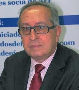 Xavier Vallhonrat, presidente de la Asociación Española de Franquiciadores (AEF).