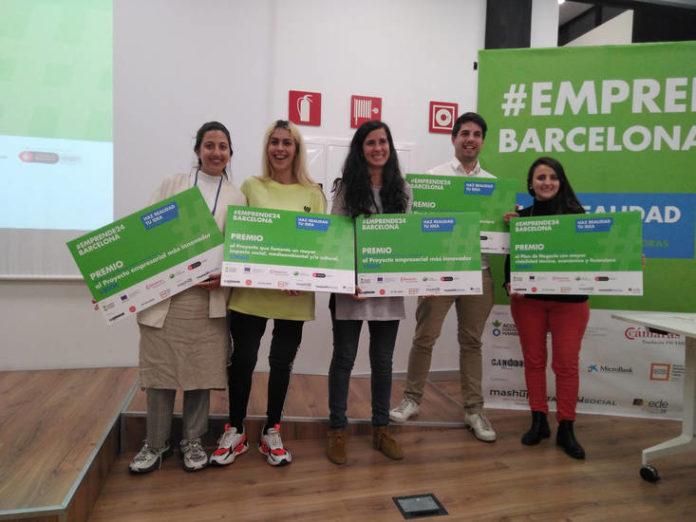 Imagen de los ganadores