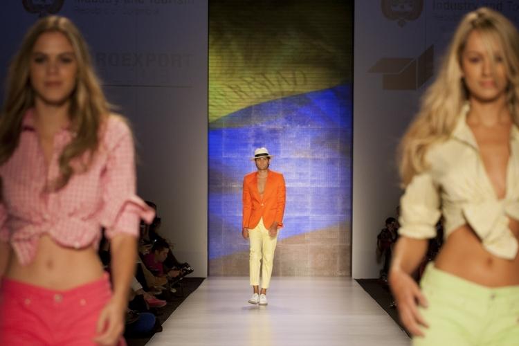 Colombiamoda es uno de los certámenes de moda más importantes de América Latina. FOTO: Inexmoda