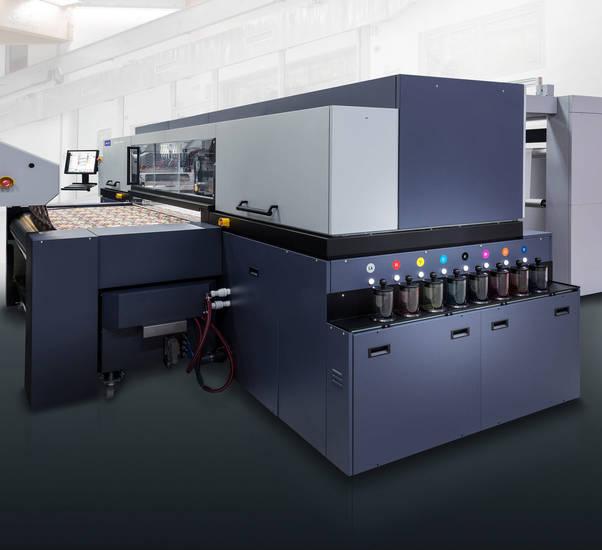 Durst mostrará la familia de impresoras Rhotex y Alpha (en la imagen)