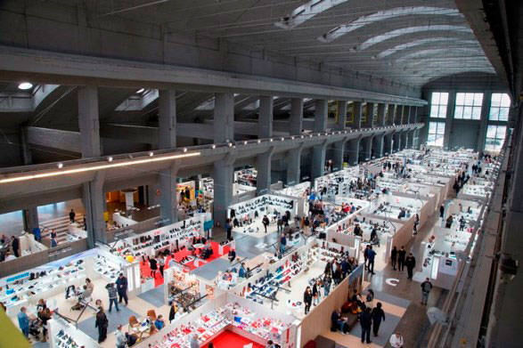 El salón ha recibido más de 2.700 visitantes en su debut