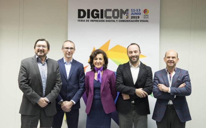 Imagen de la presentación de Digicom