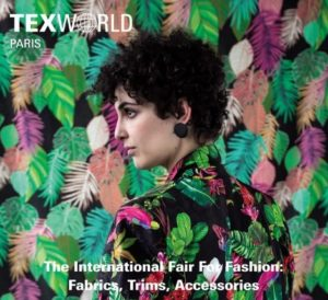 Texworld Paris @ Paris Le Bourget