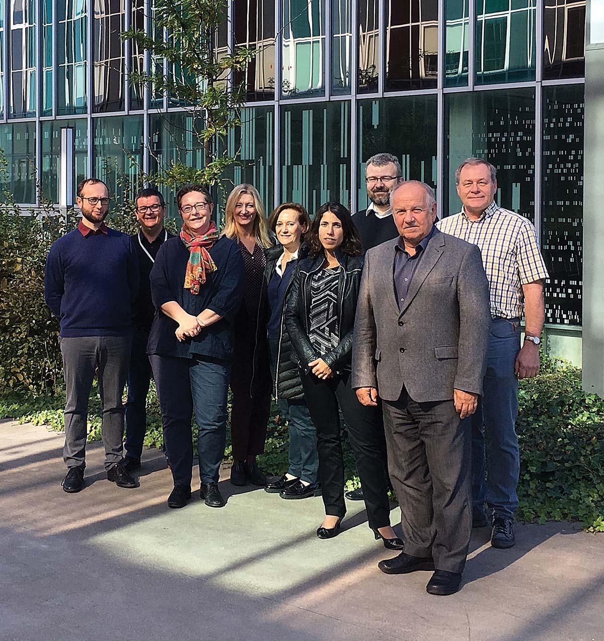 Reunión EU-TEXTILE2030 en Tourcoing 18