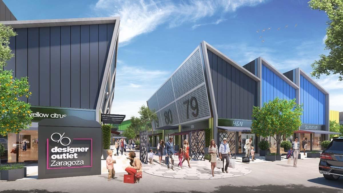 Designer Outlet Zaragoza abrirá sus puertas en la primavera de 2020 - Noticiero Textil