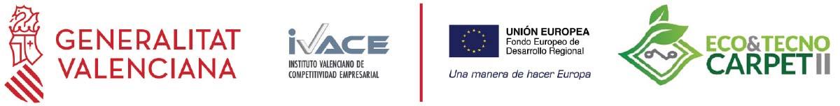 ECO&TECNO CARPET II logos