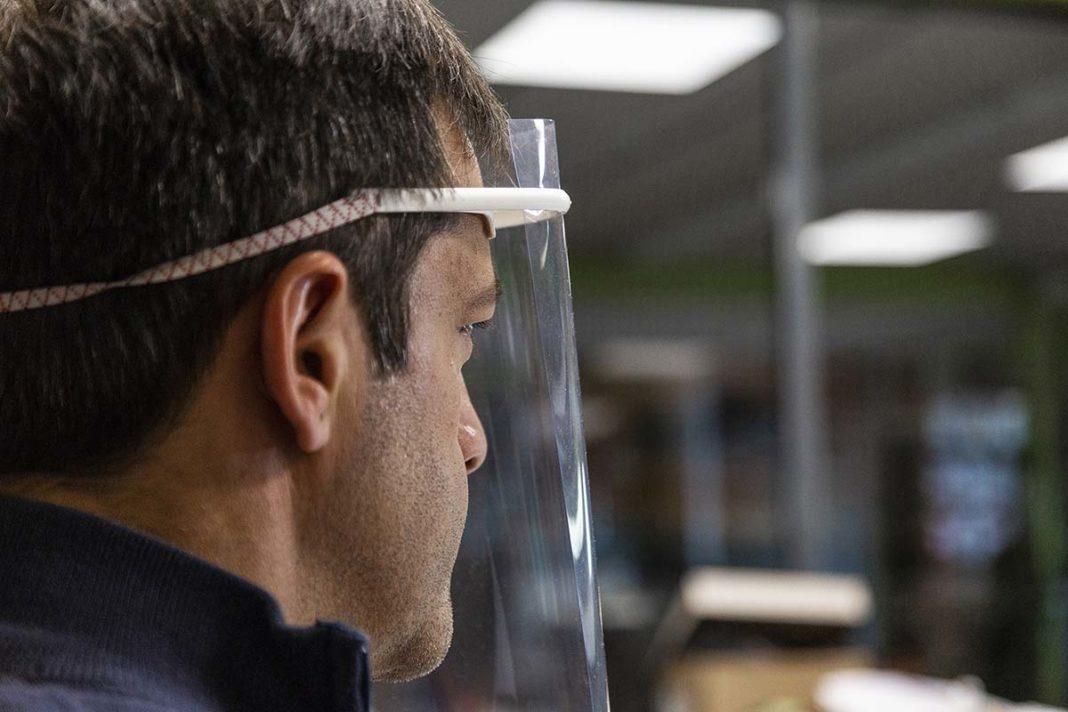 Viseras 3D producidas por Camper