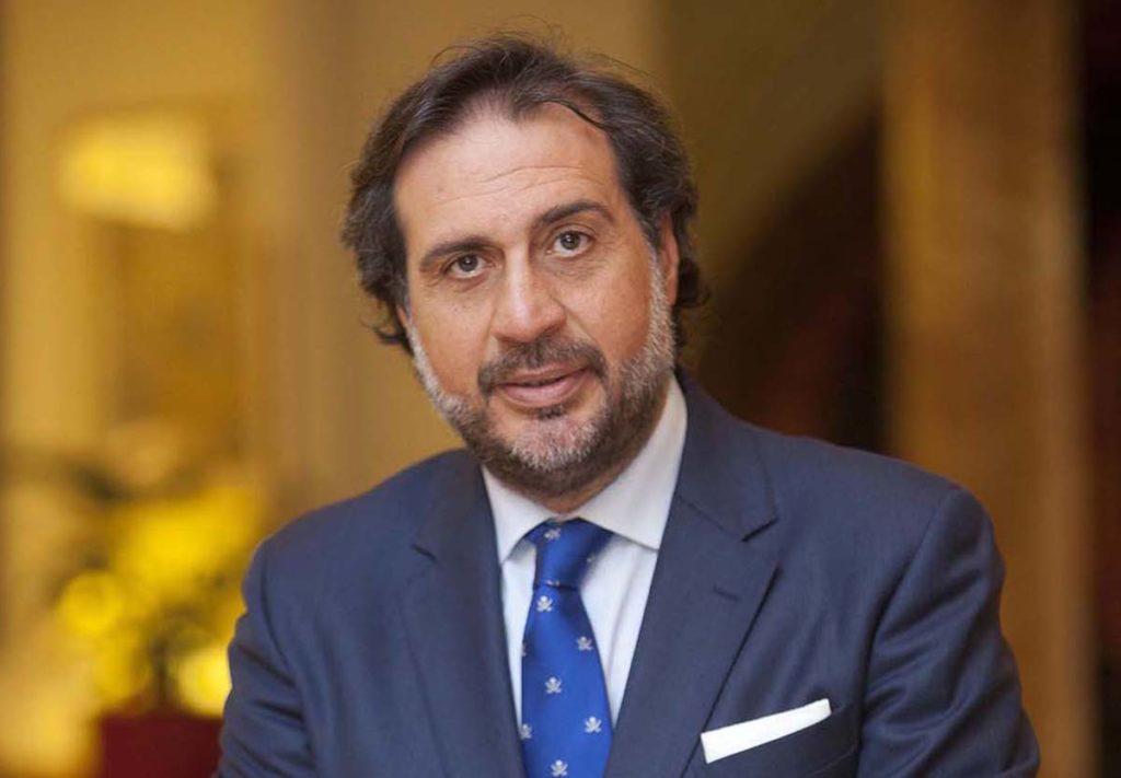 Ángel Asensio Presidente Moda de España