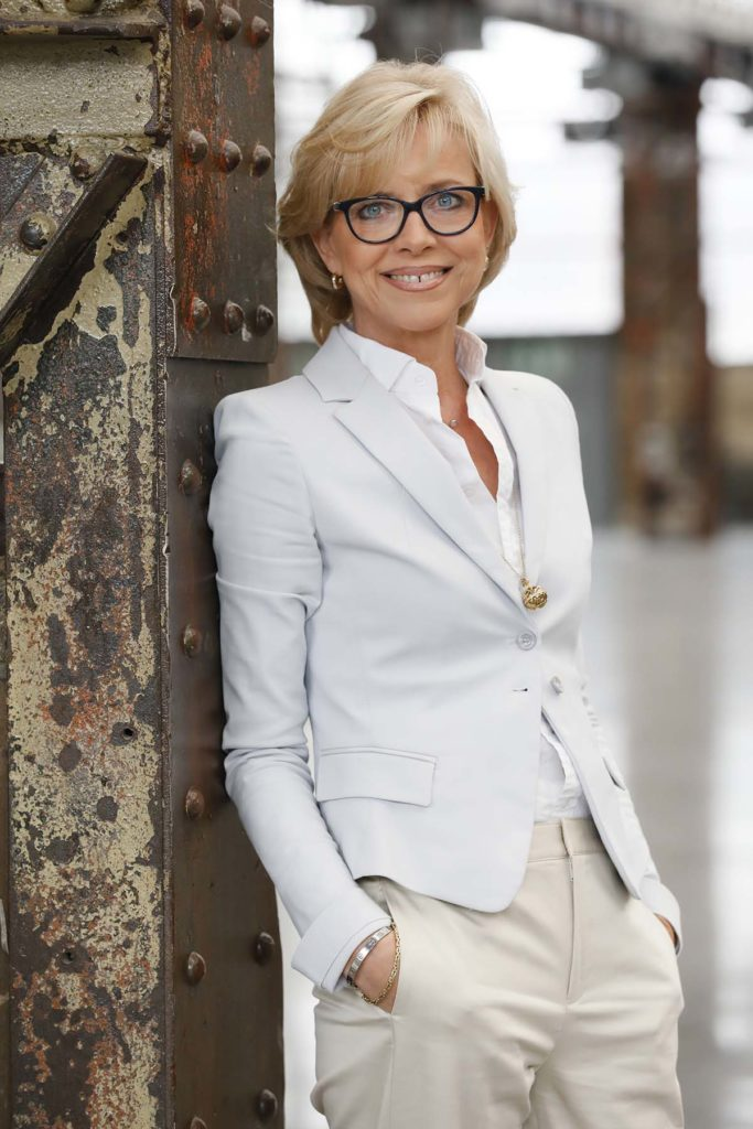 Ulrike Kähler, directora gerente de Igedo