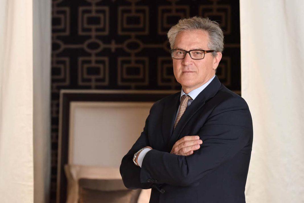 Alberto Paccanelli, presidente de Euratex