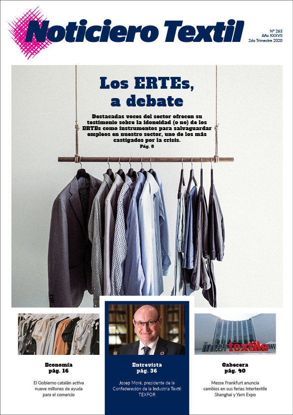 Noticiero Textil 263 2T 2020