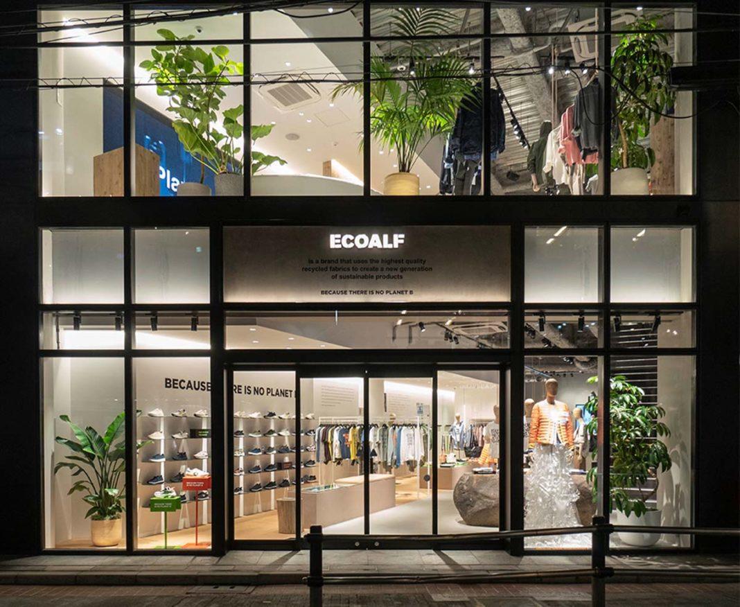 Ecoalf desembarca en Japón