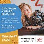 Vero Moda stars in the new session of 'The Wednesdays of Momad'