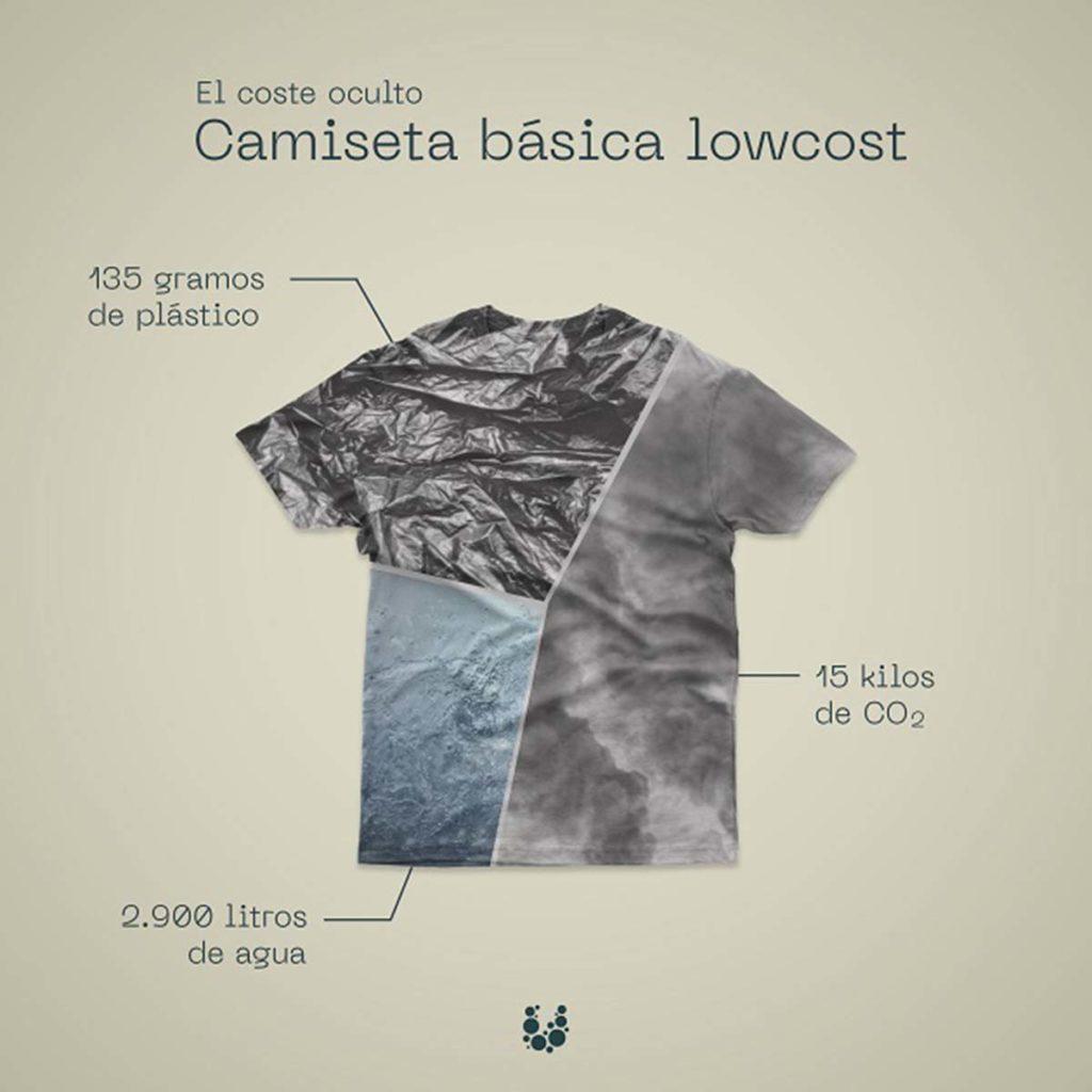 The Wum, camiseta básica