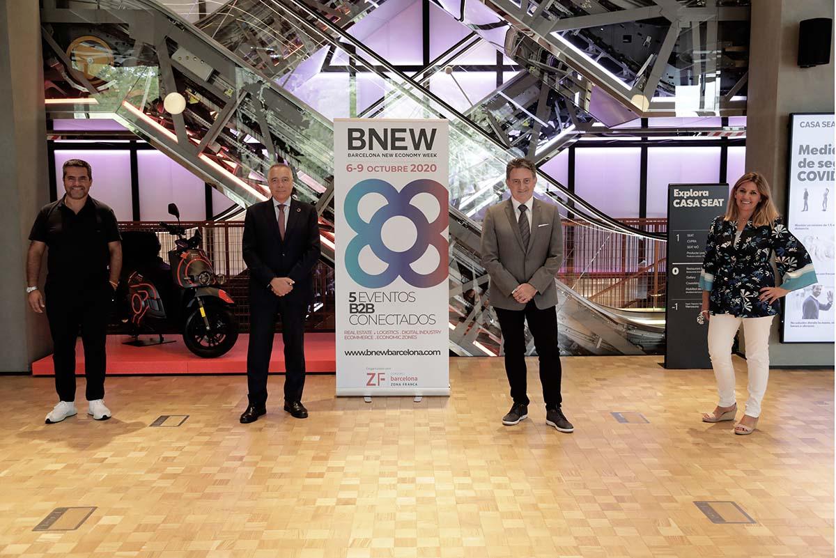BNEW anuncia sus escenarios de celebración