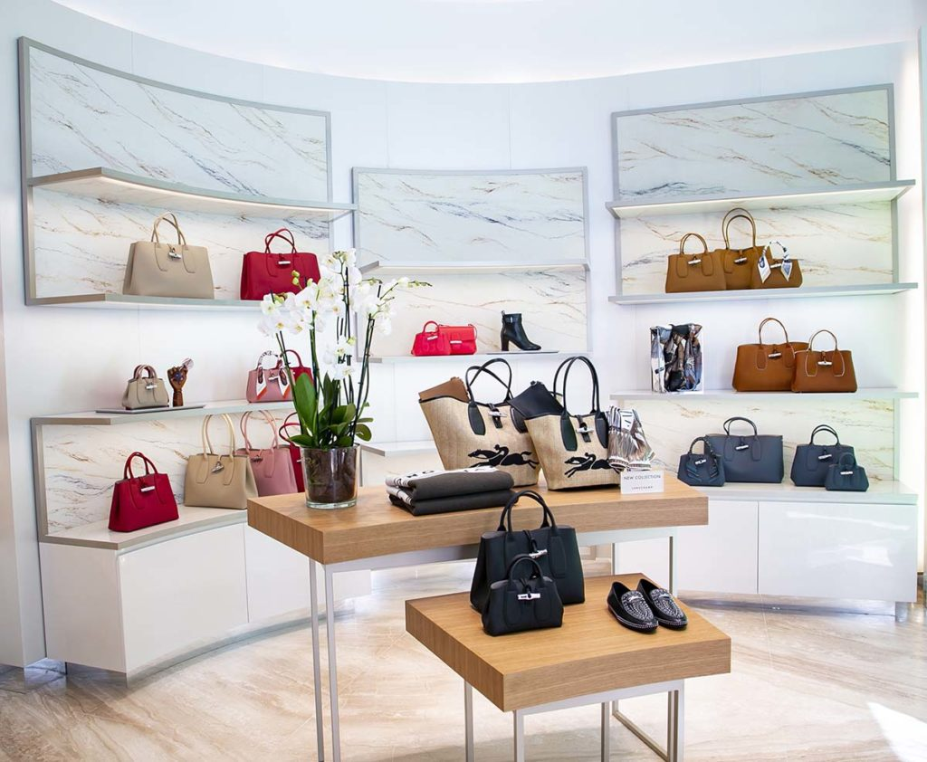 Boutique Serrano Longchamp