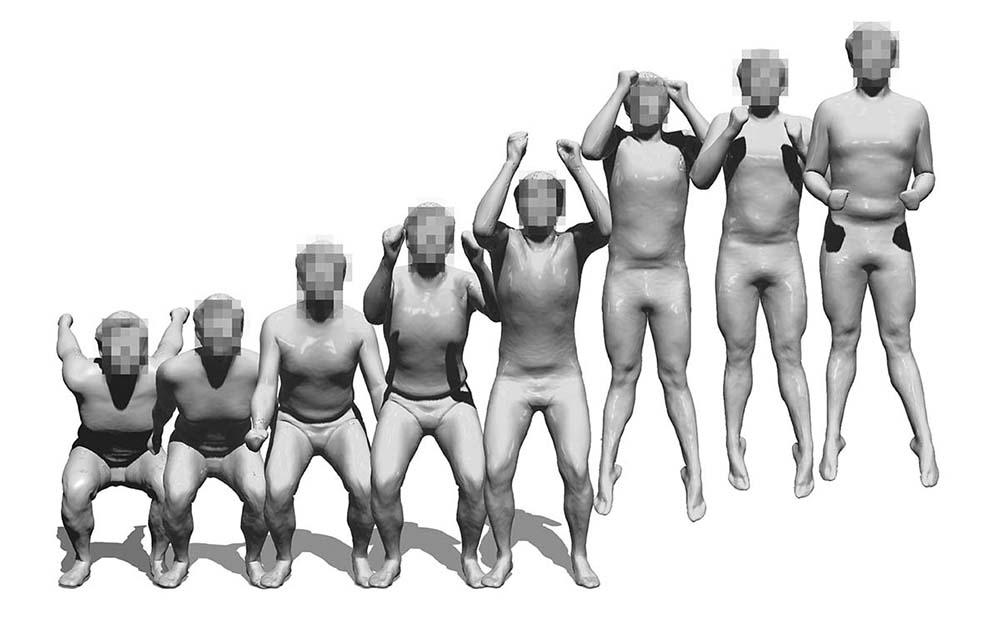 generación de modelos 3D