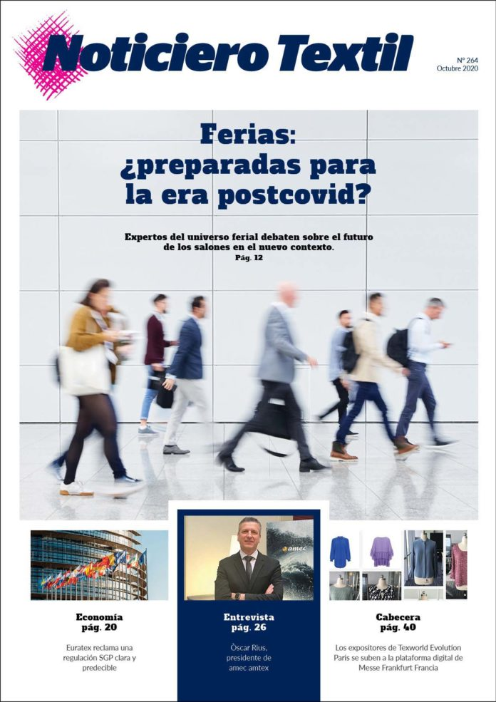 Noticiero Textil 264 portada
