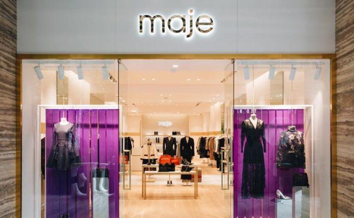 Aspecto tienda Maje
