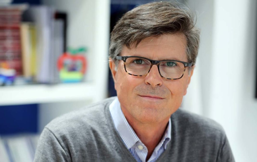 Juan Parés CEO de Textil Santanderina