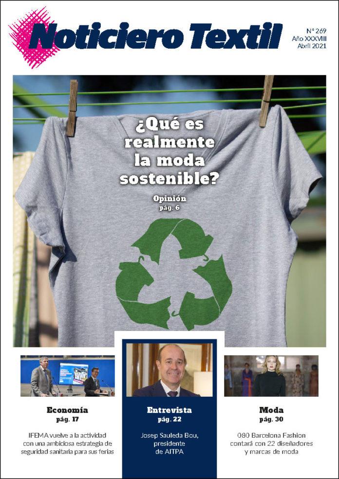 Noticiero Textil 269 abril 2021