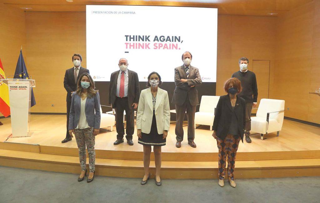 ICEX, Foro de Marcas y Cámara de España lanzan una campaña de imagen internacional