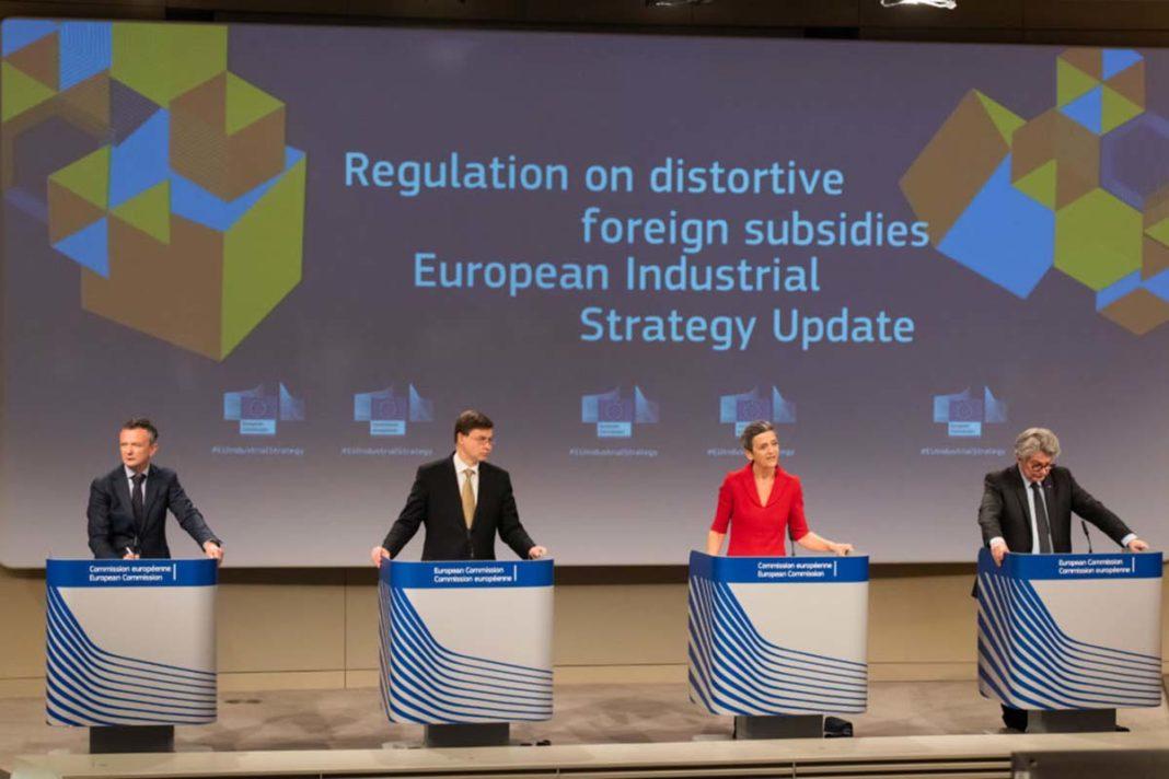 Euratex acoge con satisfacción la renovada estrategia industrial de la UE