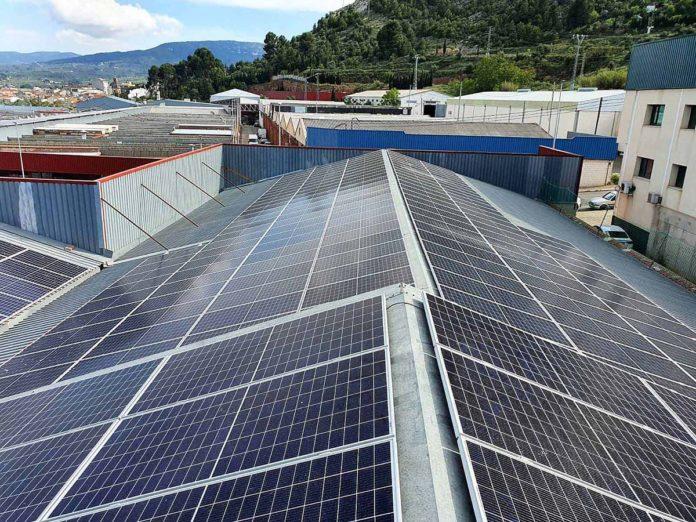 Hilaturas Sanchís instala +1MWp de autoconsumo fotovoltaico